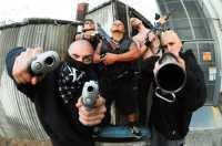X Pistols
