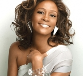 Whitney Houston's Never Give Up posthumous new single debuts online