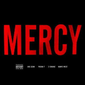 Listen: Kanye West's new single Mercy feat Big Sean, Pusha T and 2 Chainz